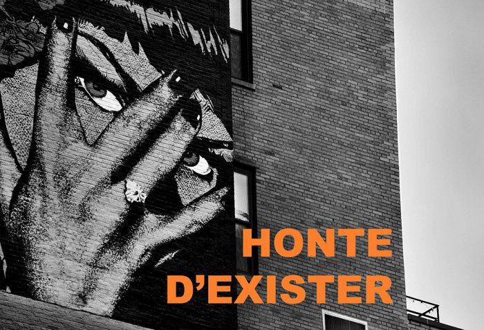 Honte d'exister